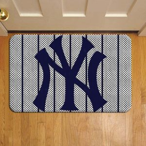 New York Yankees MLB Baseball Door Mat Foot Rug Doormat Steps