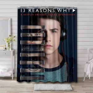 13 Reasons Why Shower Curtain Waterproof Polyester