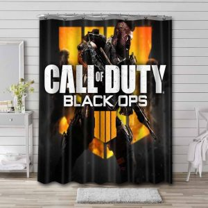 Call of Duty Shower Curtain