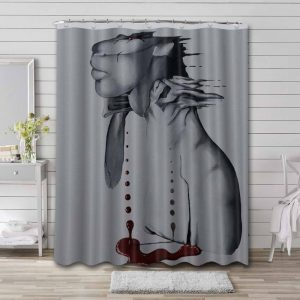 Coldplay A Rush of Blood to the Head Waterproof Bathroom Shower Curtain