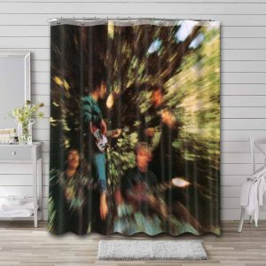 Creedence Clearwater Revival Bayou Country Shower Curtain Bathroom Decoration