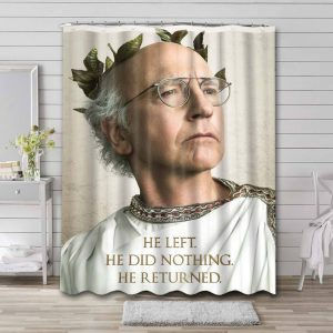 Curb Your Enthusiasm Shower Curtain