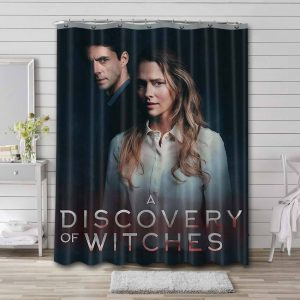 A Discovery of Witches Shower Curtain