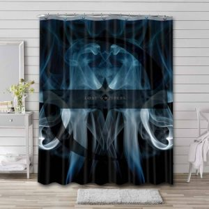 Evanescence Lost Whispers Shower Curtain Bathroom Decoration