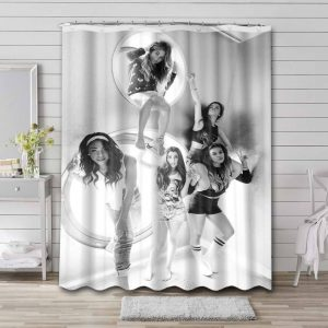 Fifth Harmony Shower Curtain Waterproof Polyester