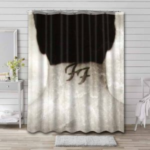 Foo Fighters There Is Nothing Left to Lose Bathroom Shower Curtain Waterproof