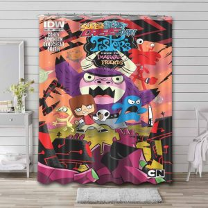 Foster's Home for Imaginary Friends Shower Curtain
