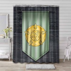 Game of Thrones House Tyrell Shower Curtain Bathroom Decoration