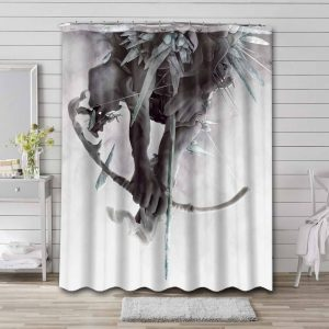 Linkin Park The Hunting Party Waterproof Bathroom Shower Curtain