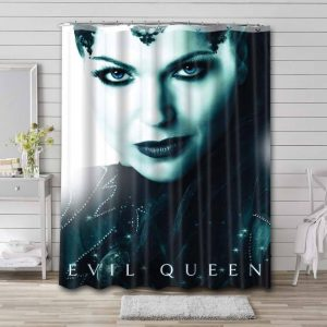 Once Upon a Time Waterproof Curtain Bathroom Shower