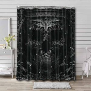 Queen of the South Shower Curtain Bathroom Waterproof