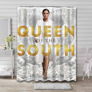 Queen of the South Shower Curtain