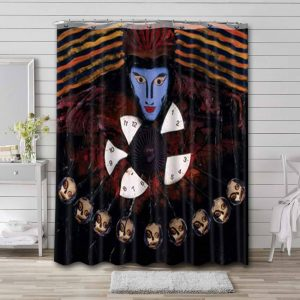 System of a Down Shower Curtain
