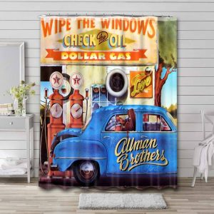 The Allman Brothers Band Rock Wipe the Windows