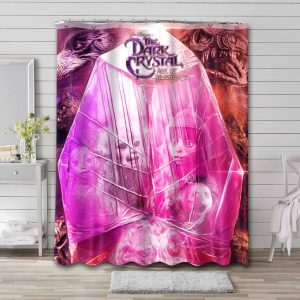 The Dark Crystal Age of Resistance Shower Curtain Waterproof Polyester
