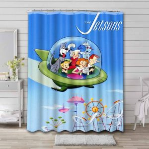 The Jetsons Shower Curtain