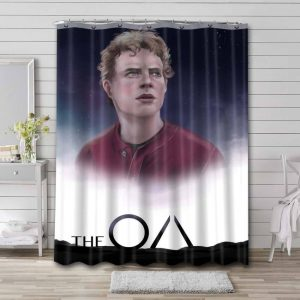 The OA Shower Curtain Waterproof Polyester Fabric