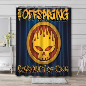 The Offspring Conspiracy of One Shower Curtain Waterproof Polyester