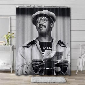 Bill Cosby Actor Shower Curtain Waterproof Polyester Fabric
