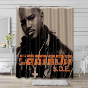 Cam'ron SDE Shower Curtain Waterproof Polyester Fabric