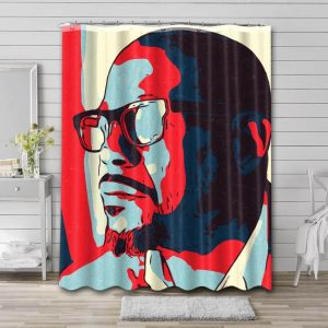 Forest Whitaker Shower Curtain Bathroom Waterproof Fabric