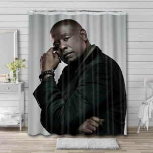 Forest Whitaker Shower Curtain Waterproof Polyester Fabric