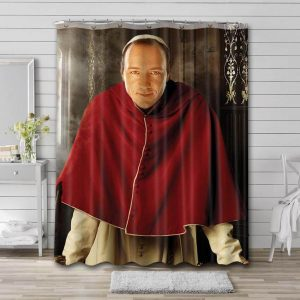 Kevin Spacey Photo Shower Curtain Bathroom Decoration