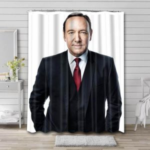Kevin Spacey Movies Shower Curtain Bathroom Decoration