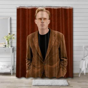 Paul Bettany Shower Curtain Waterproof Polyester Fabric