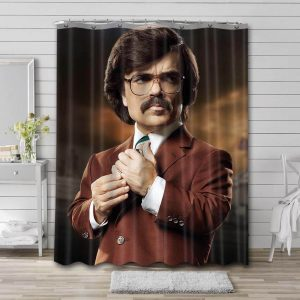 Peter Dinklage Photo Shower Curtain Waterproof Polyester Fabric